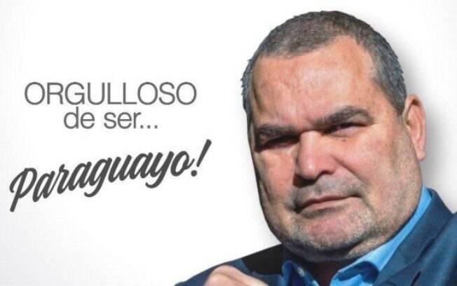 Chilavert quer ser presidente do Paraguai