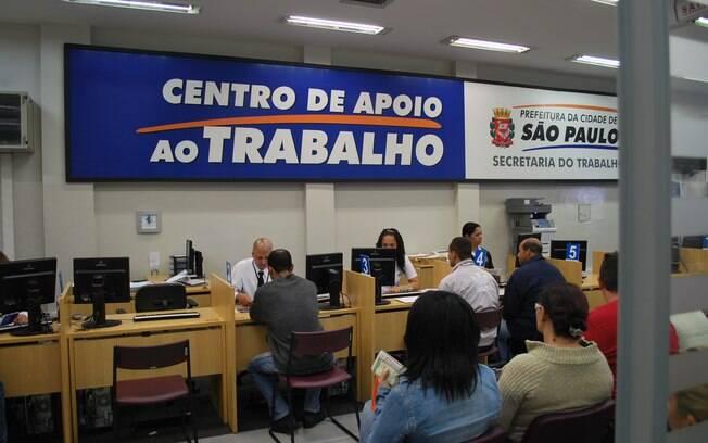 Central de Apoio ao Trabalho e empreendedorismo