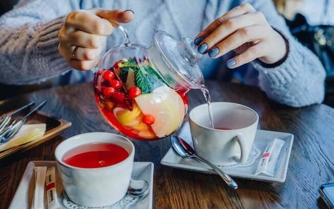 9 opções deliciosas de chá para ansiedade