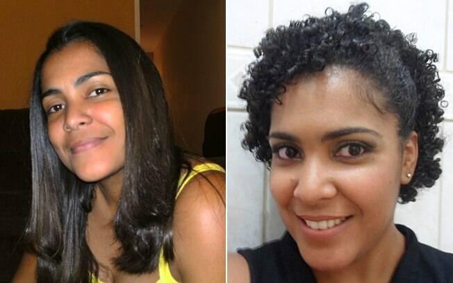Amanda Gil esperou sete meses para os cabelos naturais crescerem antes de fazer o chamado