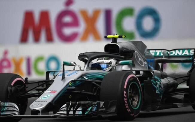 Lewis Hamilton conquistou o pentacampeonato no GP do México em 2018