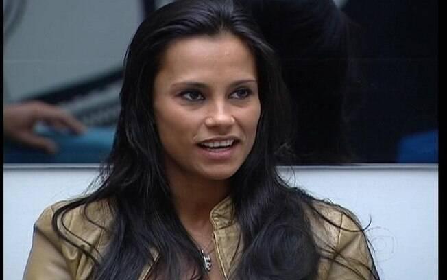 Kelly foi a última Líder do reality que não pôde participar da Prova do Líder