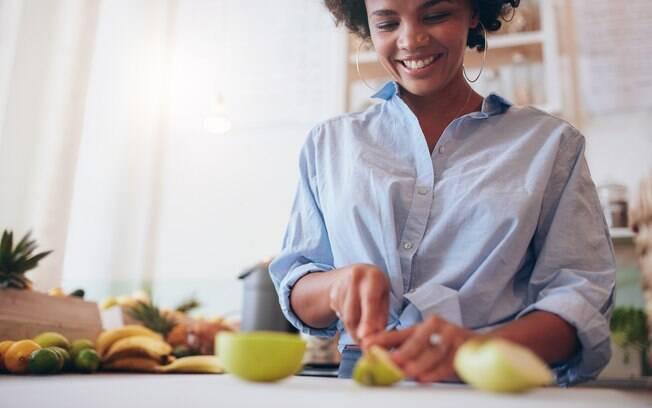 Uma dieta saudável deve incluir os alimentos que vão dar os nutrientes necessários para um corpo definido