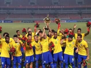 Seleção terminou a competição com sete pontos, após derrotar a China e a Coreia do Sul e empatar com a Austrália