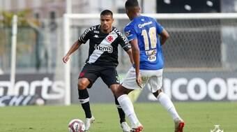 Chances de Cruzeiro e Vasco praticamente zeram após empate