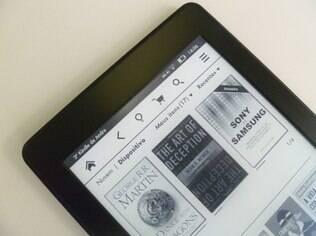 Kindle Paperwhite terá desconto nos próximos dias