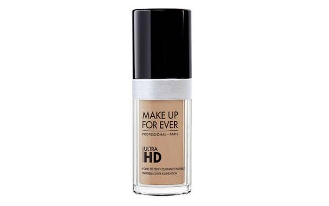 Base Ultra HD da Make Up For Ever, por R$210,00 ou em 10x de R$21,00 no site da Sephora