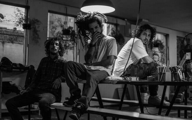 A banda Big Up se apresenta em São Paulo nesta sexta-feira (15)