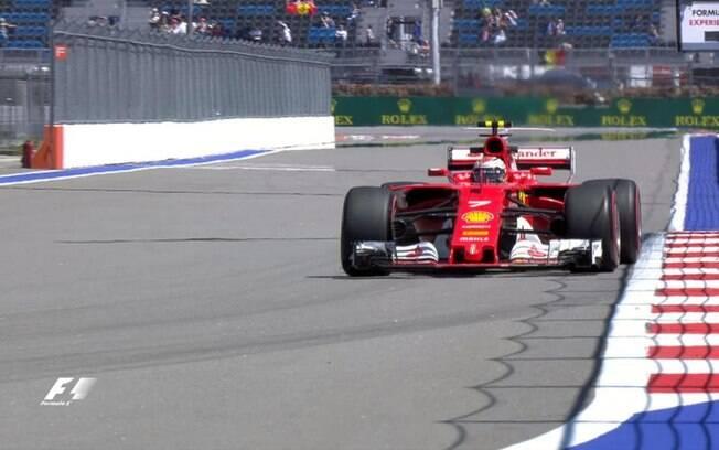 Kimi Raikkonen está próximo de se tornar o piloto com mais corridas da Fórmula 1