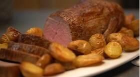 Como fazer uma deliciosa carne assada com batatas