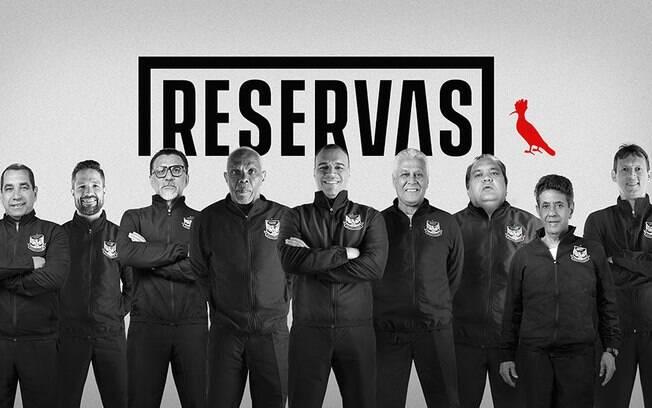Reservas é campanha de marca de roupa com ex-jogadores que saíram do banco e mudaram a história do jogo