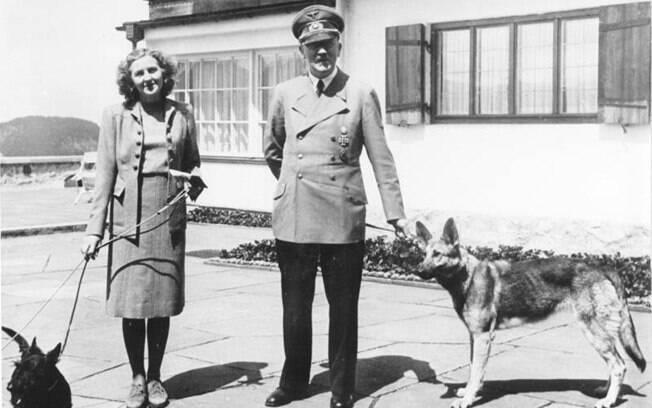 Eva Braun e Adolf Hitler mantiveram relacionamento por mais de 20 anos