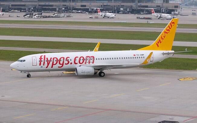 Modelo do avião que sofreu o acidente