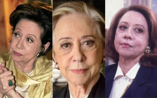 Fernanda Montenegro é conhecida como a grande dama da dramaturgia do Brasil; confira as melhores atuações da atriz na televisão