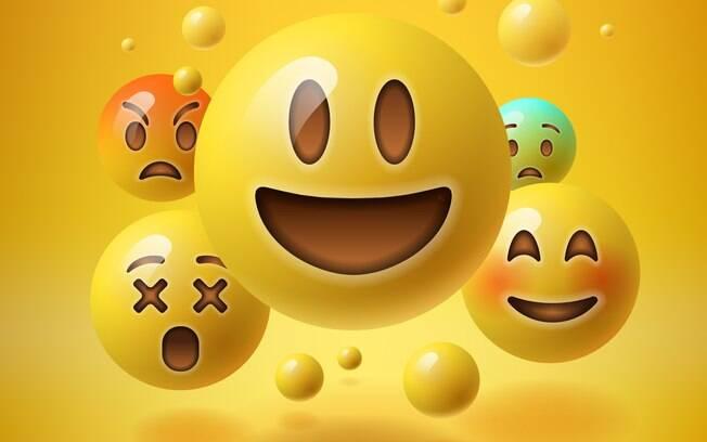 Emojis tem ajudado a compreensão nas conversas entre casais