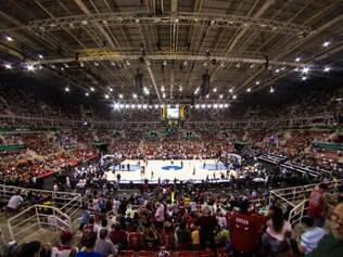 Arena Olímpica da Barra da Tijuca será a casa do basquete, em 2016