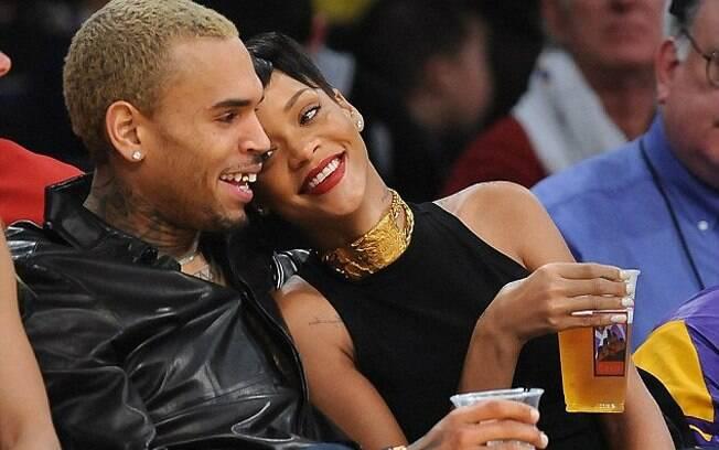 Chris Brown está sob liberdade condicional desde 2009, depois de ter agredido sua namorada da época, Rihanna