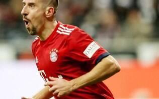 Ribéry leva multa do Bayern de Munique por ofender jornalista nas redes sociais