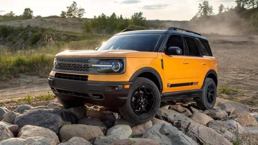 Bronco Sport chega em maio para entrar na briga entre os SUVs médios, trazido do México
