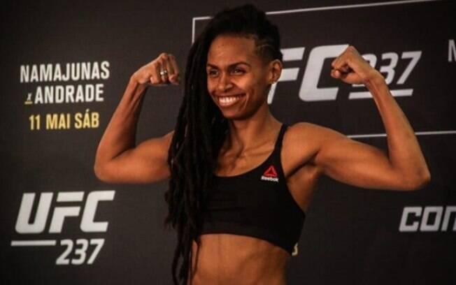 Luana Dread, do UFC