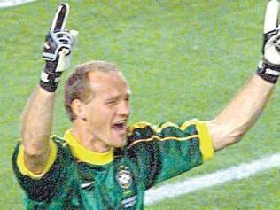 Taffarel jogou no Atlético de 1995 a 1998, disputou 191 jogos e sofreu 203 gols. É o quarto goleiro que mais vestiu a camisa da seleção brasileira: 113 vezes. Pegou pênalti na decisão da Copa dos Estados Unidos, em 1994, e ajudou o Brasil a vencer a Itália e faturar o tetra.