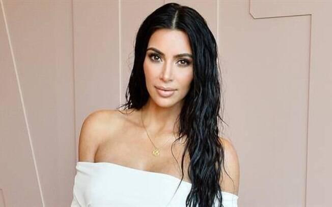 A socialite Kim Kardashian ficou conhecida principalmente por estrelar o reality