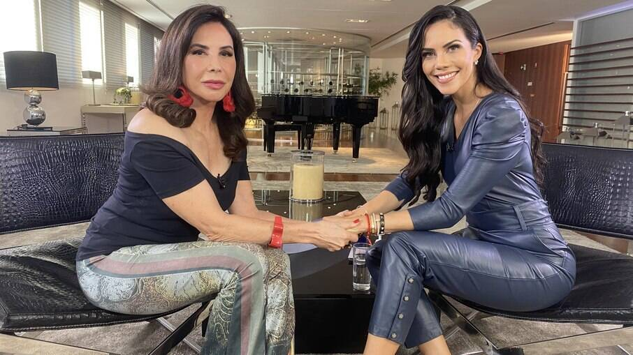 Claudia Alencar e Daniela Albuquerque