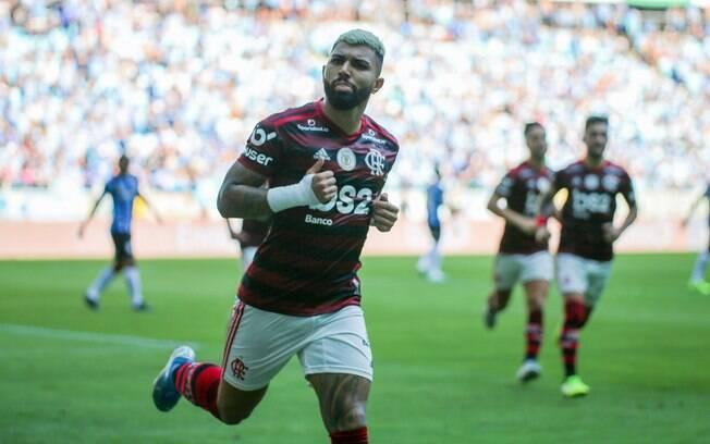 Gabigol é o jogador mais valioso do Flamengo