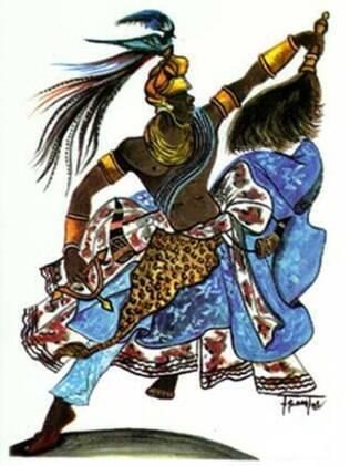 Oxóssi: O rei da nação de Kêtu