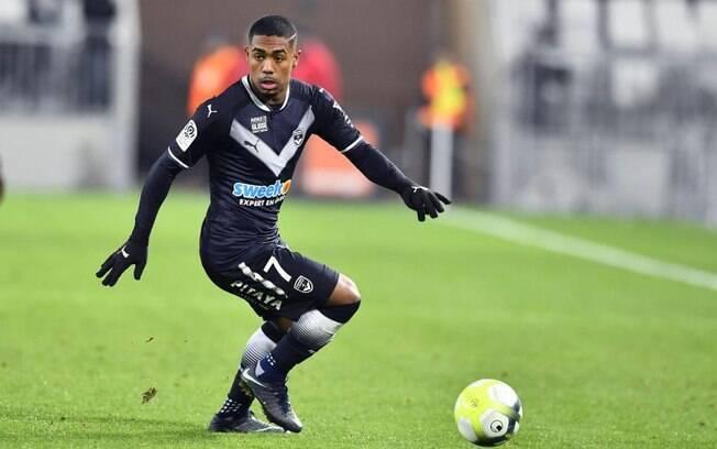 Malcom está no Bordeaux, mas muito próximo de se transferir para o Tottenham