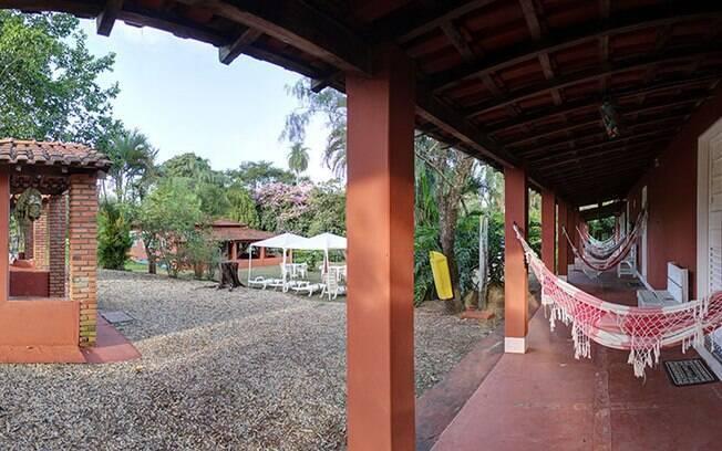Para os fãs de ecoturismo, a Fazenda Pousada das Palmeiras, em Brotas, pode ser o lugar certo para ficar hospedado