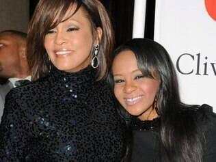 Desde a morte de Whitney Houston, Bobbi vive com crises de ansiedade e abuso de drogas