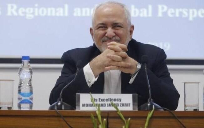 Mohammad Javad Zarif foi impedido de participar de reunião da ONU