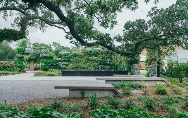 Jardim Botânico do New Orleans City Park