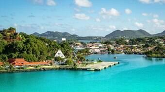 Santa Lúcia lança projeto para turistas ficarem por 6 semanas na ilha