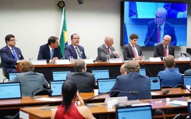 14ª reunião da CPI do Óleo foi realizada na quarta-feira (4)