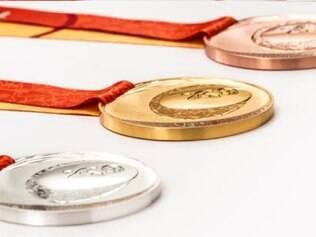 Medalhas do Pan-Americano foram reveladas nesta terça-feira