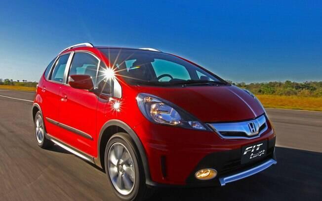 Entre os carros que saíram de linha, o Honda FIt se destaca por um conjunto mais refinado
