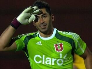 Johnny Herrera já faz parte de uma lista de pré-convocados pela seleção chilena