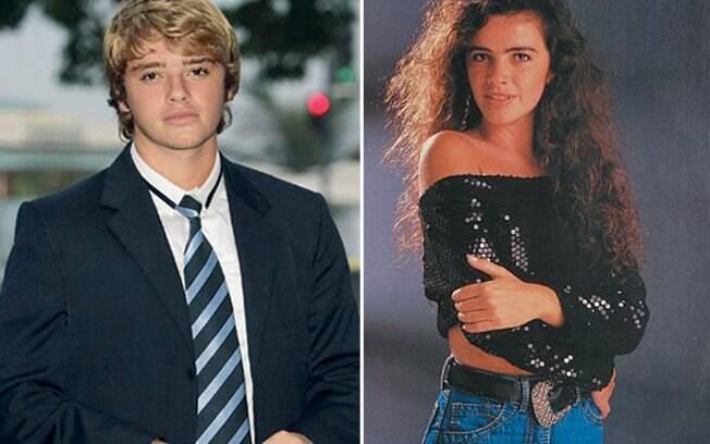 Thor, filho de Eike Batista e Luma de Oliveira, foi gerado enquanto a atriz fazia a novela