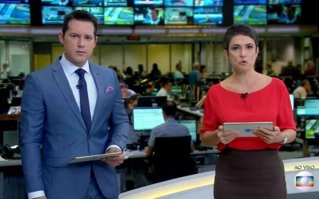 Sandra Annenberg se emociona ao falar sobre a morte do jornalista Ricardo Boechat no