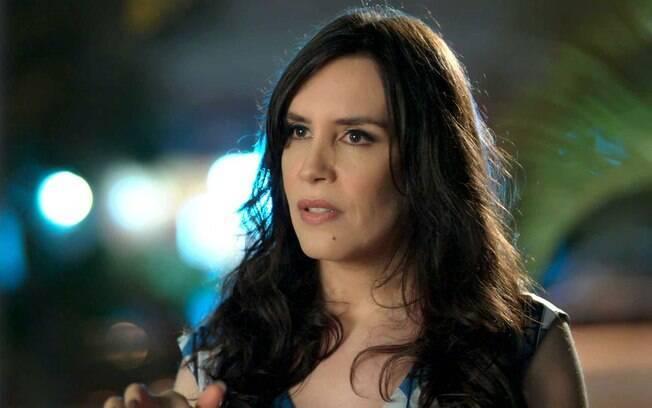 A atriz trans Maria Clara Spinelli interpretou Mira na novela