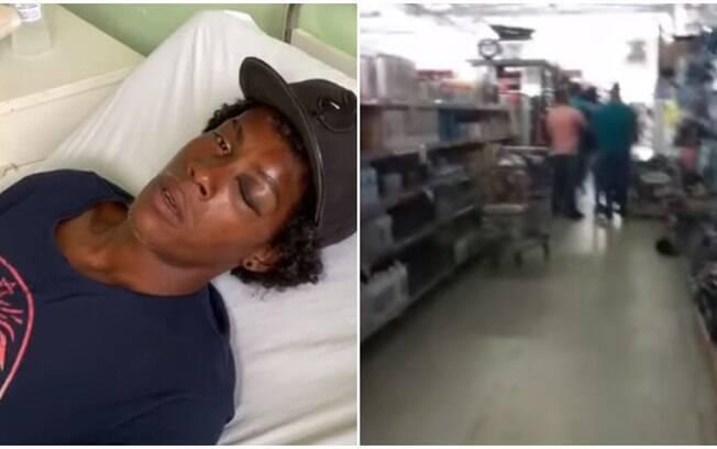 Jovem foi agredido por funcionários por acusação indevida de roubo