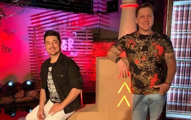 George Henrique & Rodrigo cantaram seus grandes sucessos e clássicos do sertanejo na live