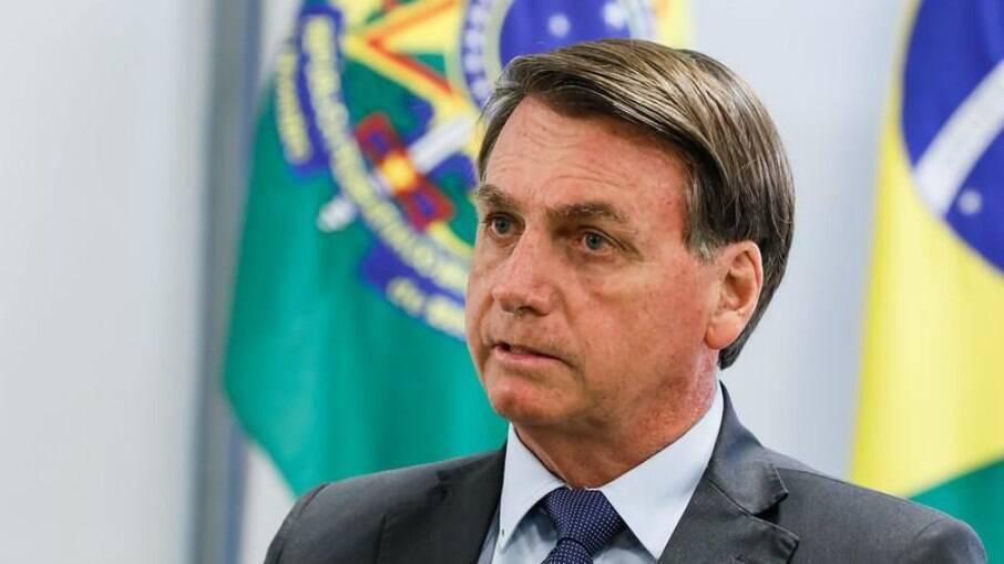 Bolsonaro compara a pandemia do Covid-19 ao comunismo