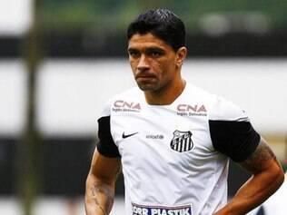 Jogador espera que a equipe santista entre com seriedade diante do Cruzeiro