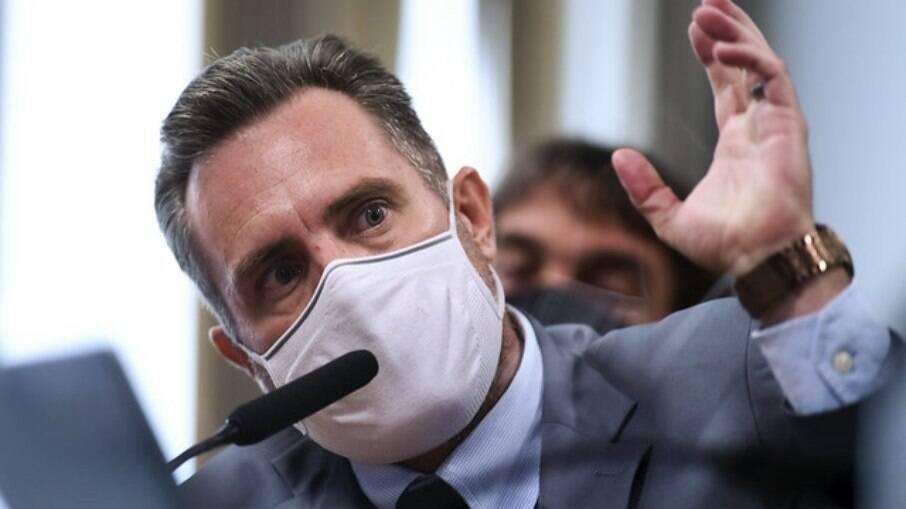 Cabo Dominguetti, PM que negociou vacinas com o governo