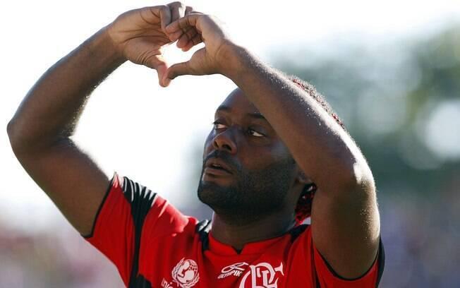 Gol de Vagner Love eliminou o Corinthians em 2010