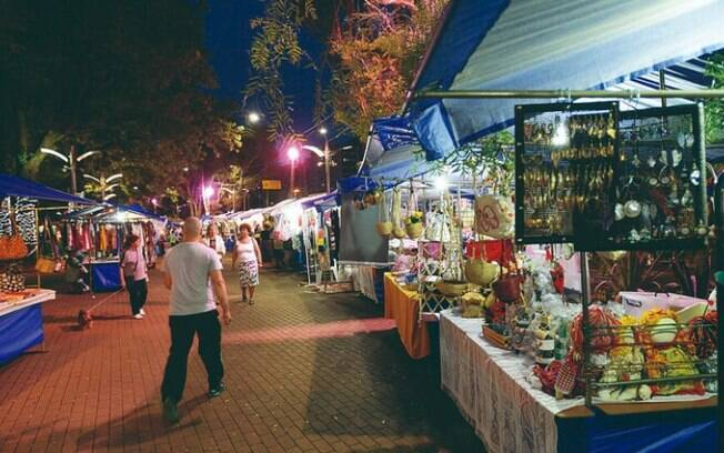 Feira de Natal no Centro de Convivncia segue at o dia 24
