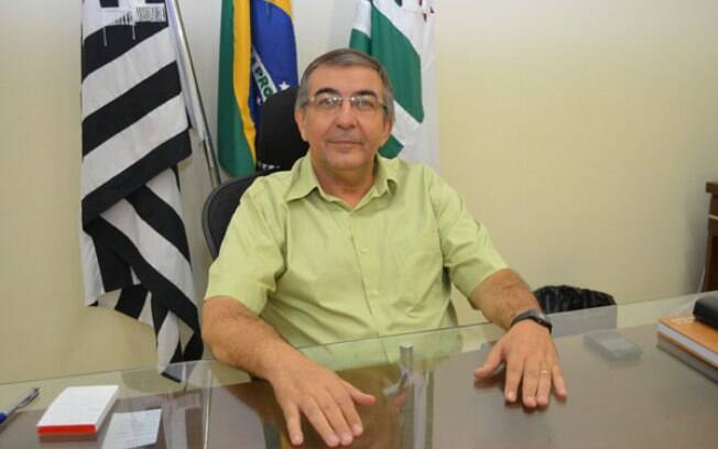 O prefeito de Cândido Mota, Zacharias Jabur: para ele, dengue é tão estigmatizada quanto a aids